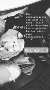 Biofach 2018 Beute