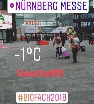 Biofach Messe Nürnberg