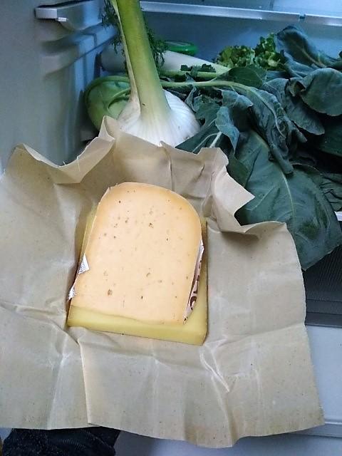 Käse aufbewahren